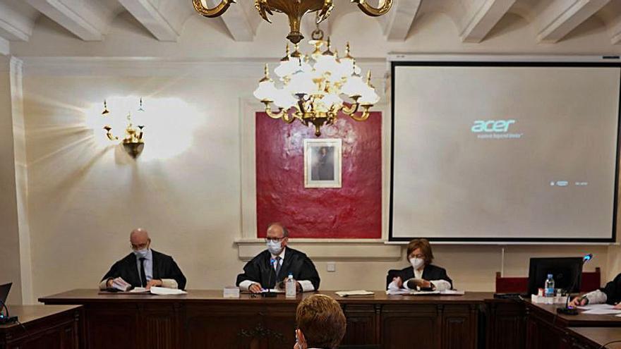 Dos años de cárcel para la cuidadora del antiguo capellán del Hospital Provincial de Zamora