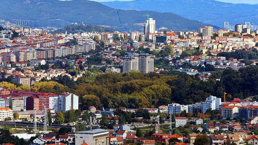 El Vigo de las 28.000 casas