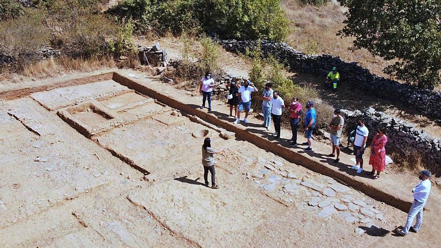 Rabanales abre el Museo de los Castros, que pone en valor 54 asentamientos
