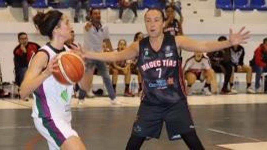 Gema García impulsa al Unicaja Femenino a su quinta victoria consecutiva