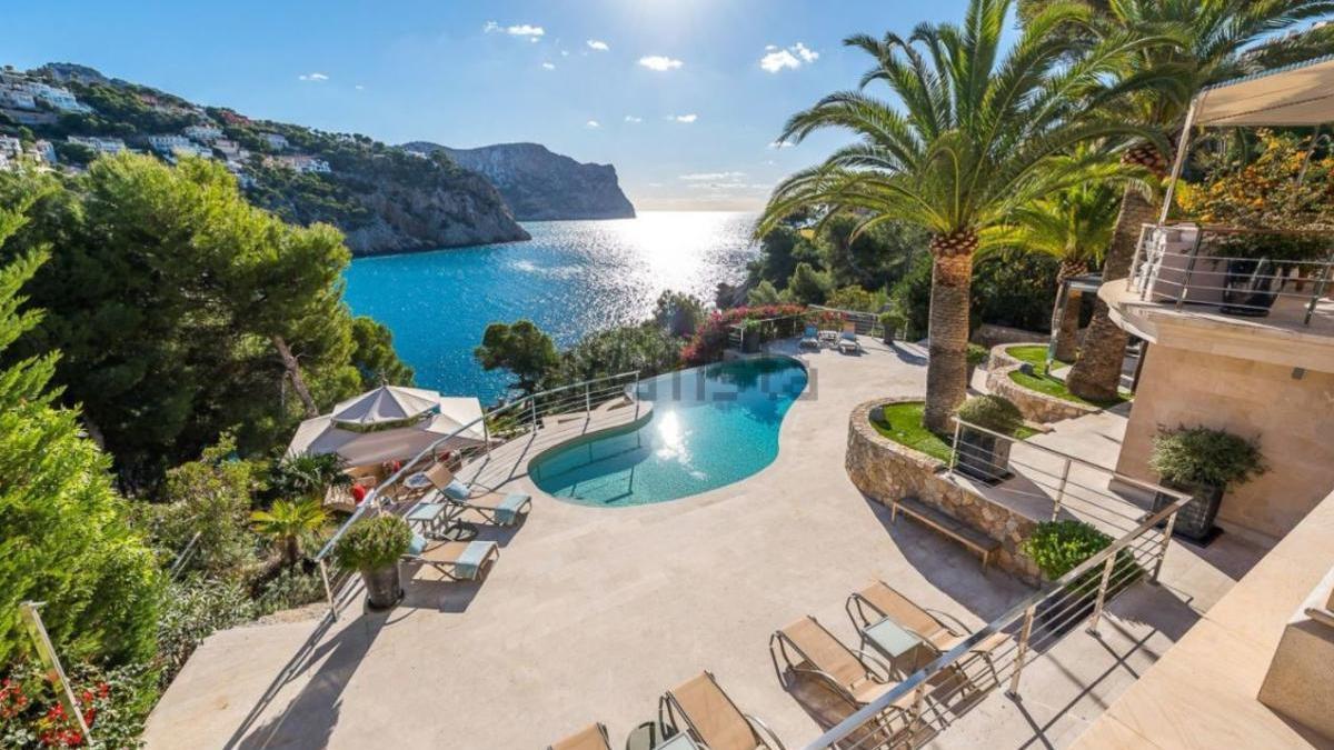 Tres de las casas más caras de España están en Mallorca