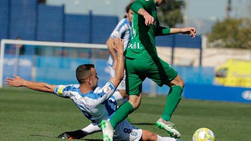 El Atlético Baleares no quiere sorpresas ante el Ferrol