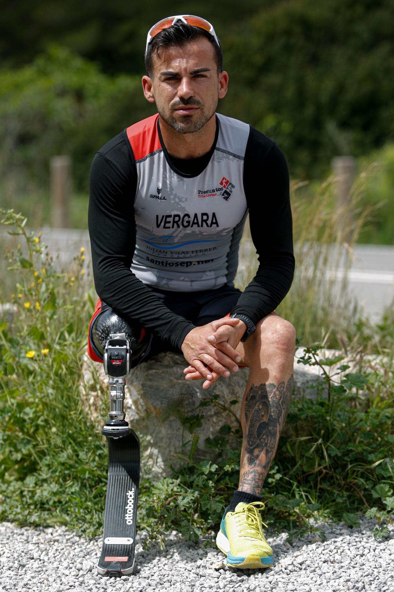 Javier Vergara: mucho más que un presunto triatleta