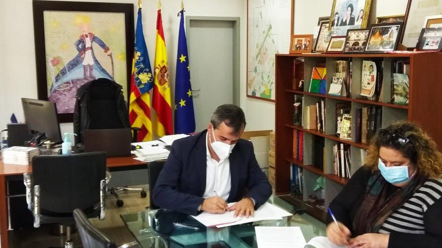 El Ayuntamiento de Aspe destina 150.000 euros a Cruz Roja