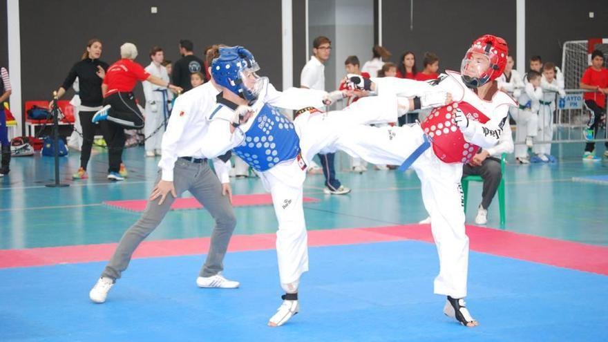La cantera sigue impulsando el taekwondo en la Región