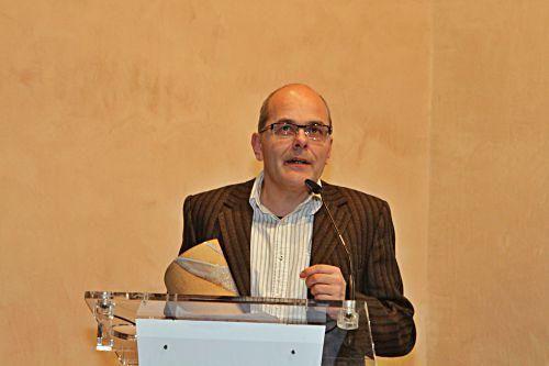 Preisträger Daniel Guthmann.