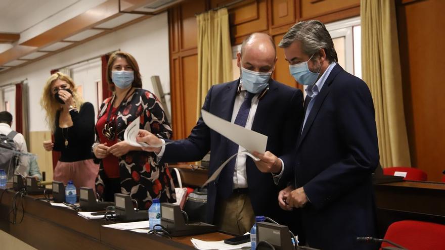 Recursos Humanos presenta un informe que no avala la paralización de convocatorias que afectan a interinos del Ayuntamiento de Córdoba