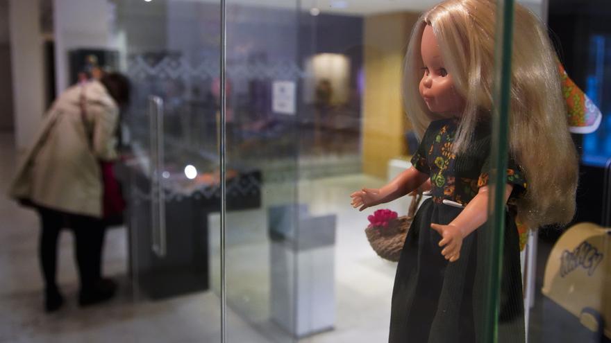GALERÍA | El Museo Etnográfico abre sus puertas al universo Nancy
