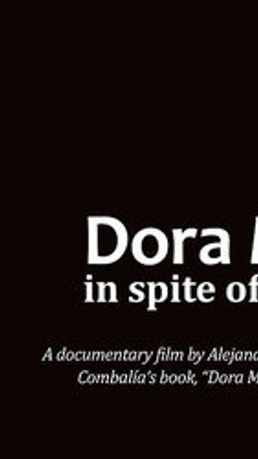 Dora Maar. A pesar de Picasso