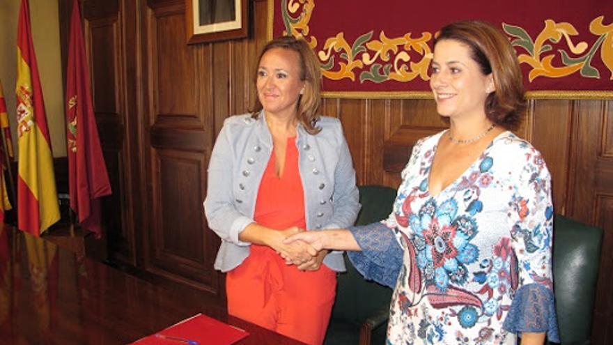 Mayte Pérez asegura que Teruel será el ayuntamiento más beneficiado con la ley de Financiación Local