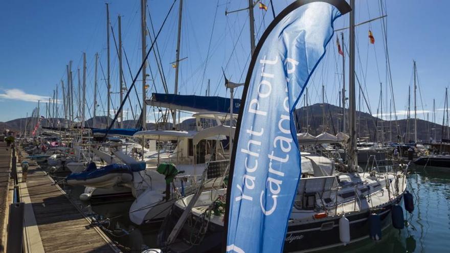 El puerto deportivo mostrará Cartagena en una feria alemana