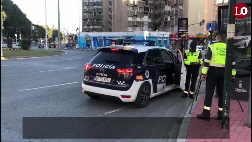 Expertos de Tráfico de Madrid reconstruyen el accidente mortal de Juan XXIII