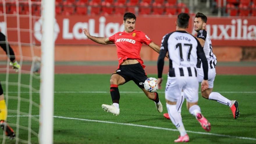 Abdón Prats führt Real Mallorca zum vierten Sieg in Folge