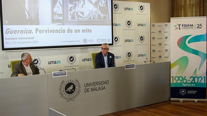La UMA y el MPM se unen para analizar el 'Guernica'