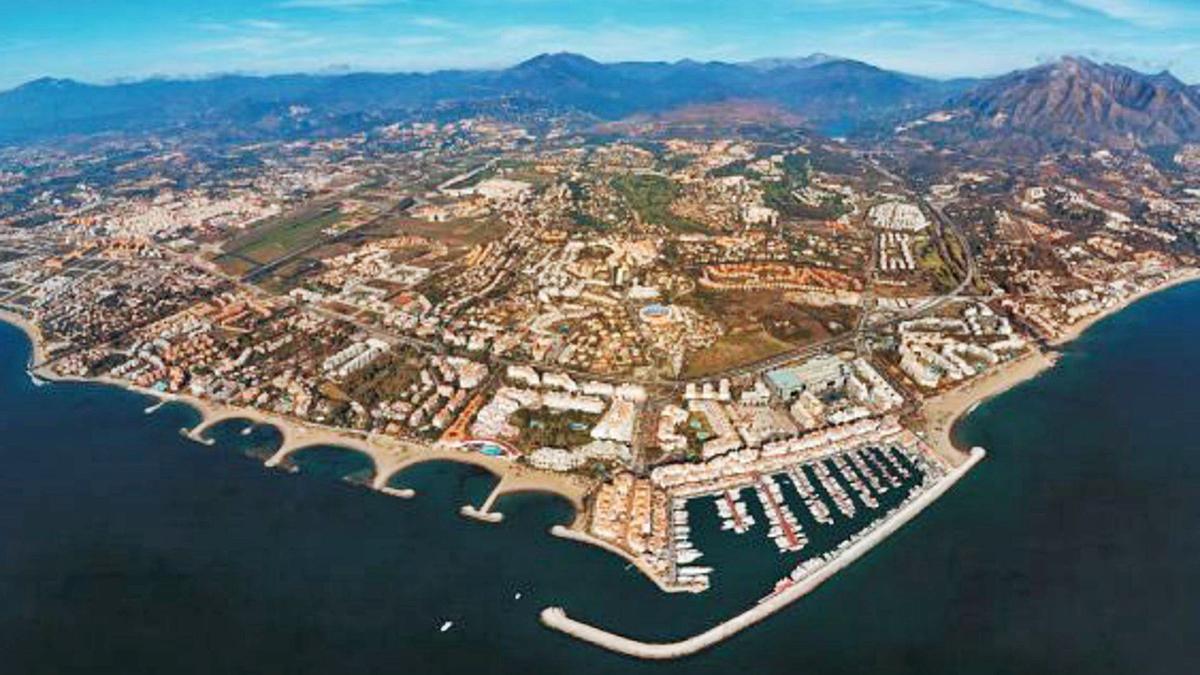 Marbella ha sido una de las localidades de la provincia de Málaga que se ha beneficiado de los fondos EDUSI. | LA OPINIÓN