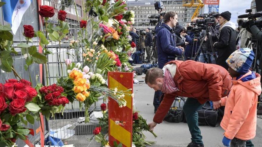 """El atacante de Suecia lamentó haber matado a """"poca gente"""""""