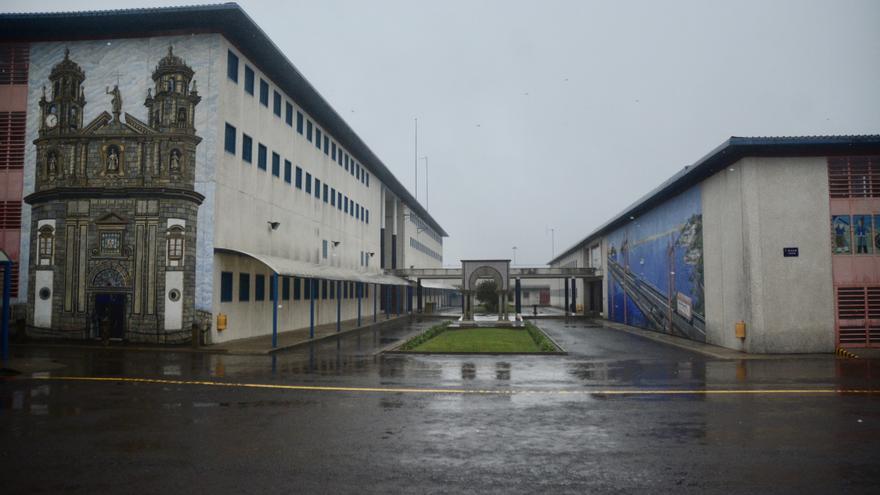 El personal de A Lama sufrió un total de 30 de agresiones de internos en seis años