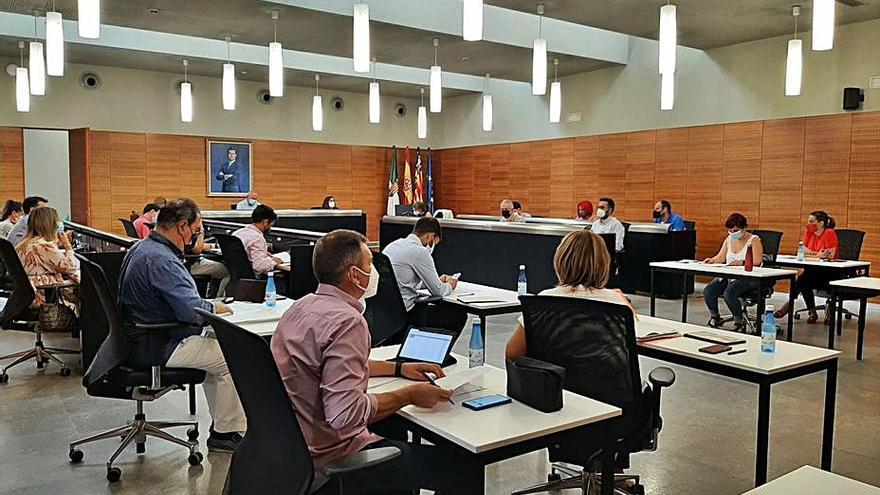 El Pleno decide hoy si se investiga al alcalde de San Vicente tras ser denunciado