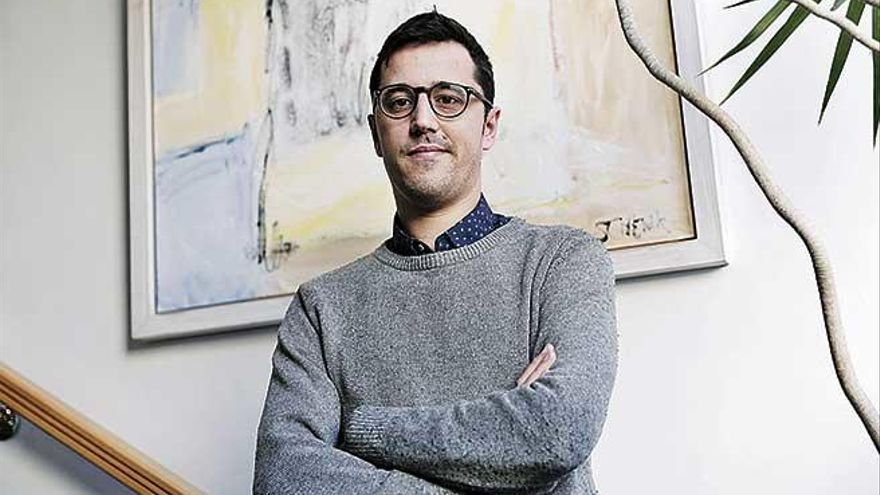 """Ferran Rosa: """"Es Murterar sólo funciona  por si fallan las otras centrales o el cable a la península"""""""