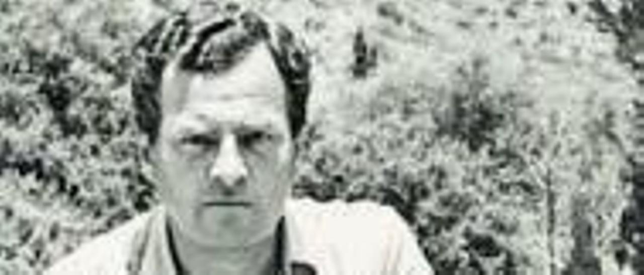 Patrick Leigh Fermor.