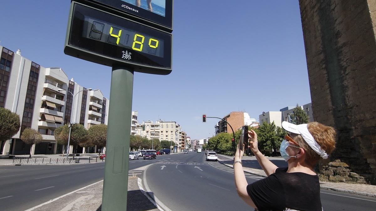 Un mes en Córdoba atrapados en los 40º