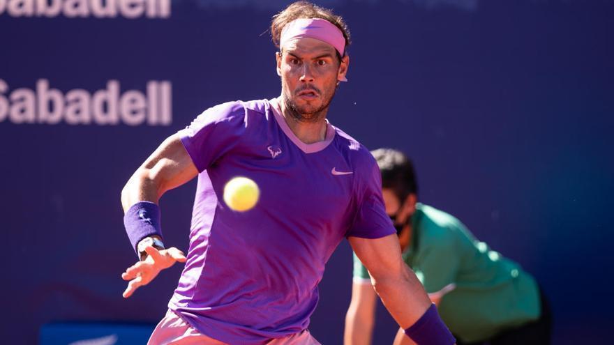 Nadal arrolla a Alcaraz en el gran duelo generacional del Madrid Open