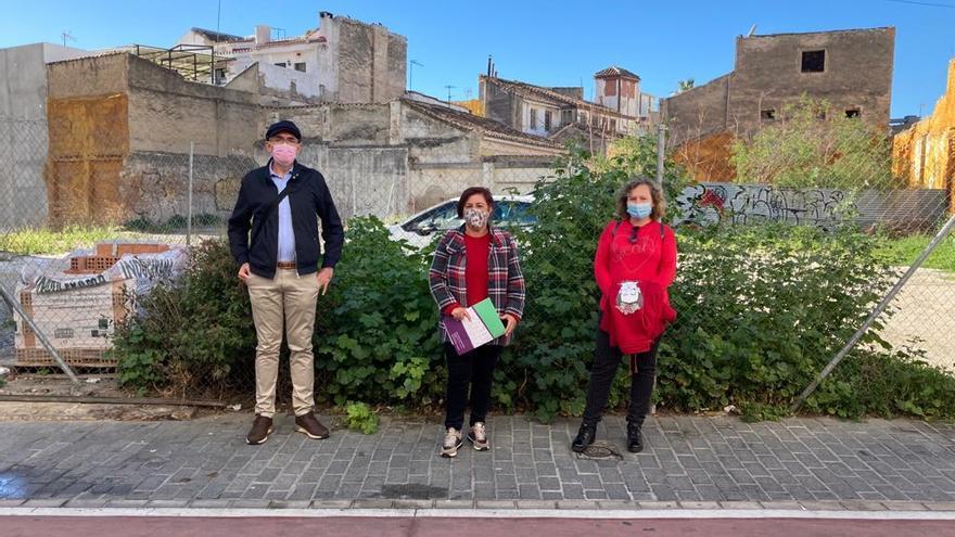 IU y Podemos denuncian que el alcalde se niega a regular las viviendas turísticas