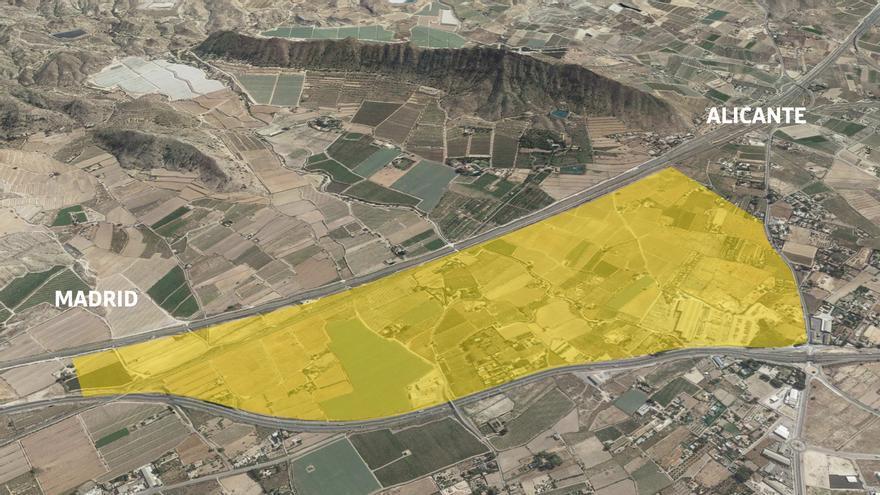 Novelda respalda con expertos de la UA su idoneidad para acoger el puerto seco