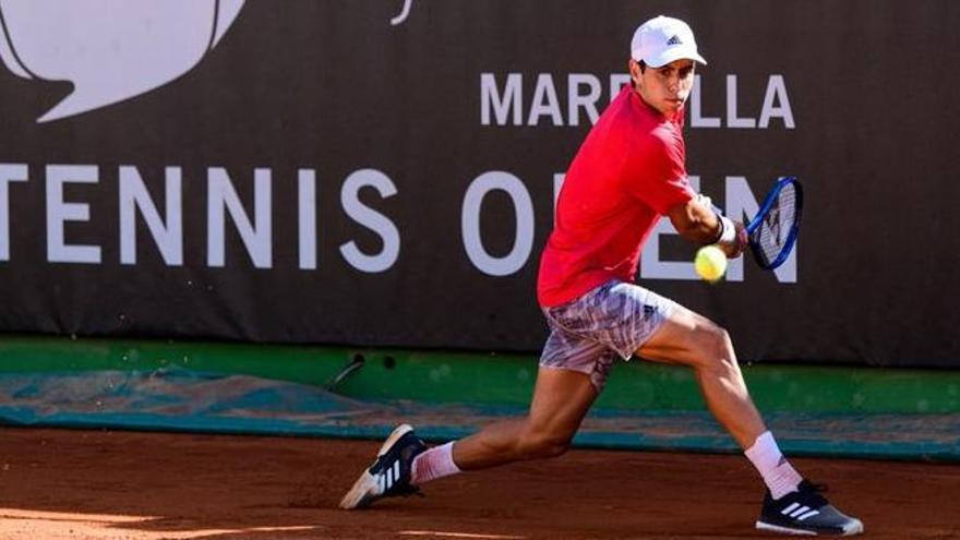 Jaume Munar se mete en la final del Challenger de Marbella