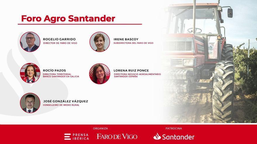 Foro Agro Santander - La expansión agraria: 1.500 proyectos para ganar 30.000 hectáreas de tierra