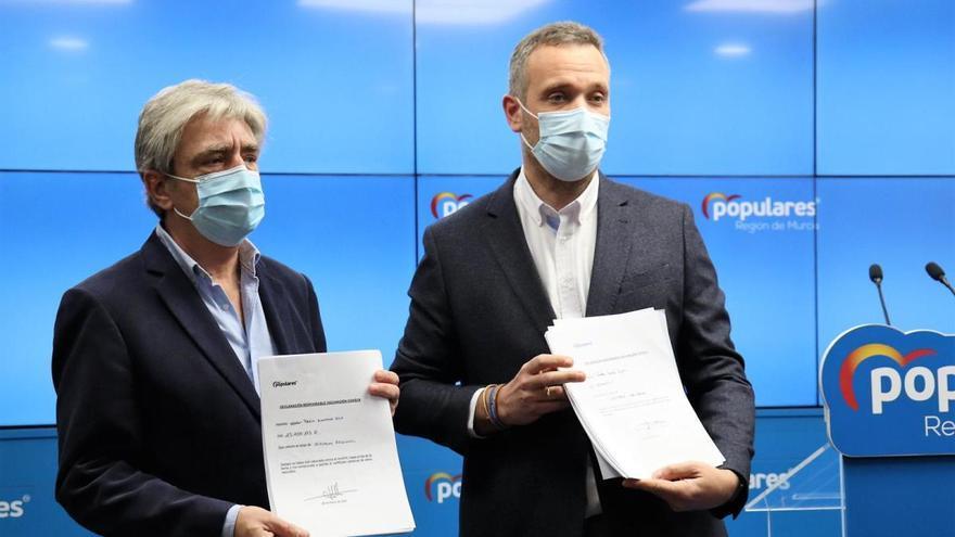 El PP crea un registro público de vacunaciones de sus cargos políticos