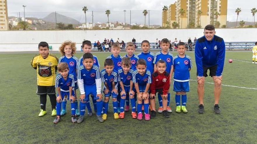 Atlético GC-Football Project (prebenjamines)