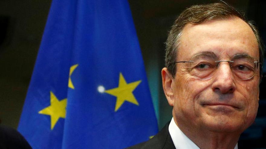 El BCE no ve signos de repunte de la economía de la eurozona