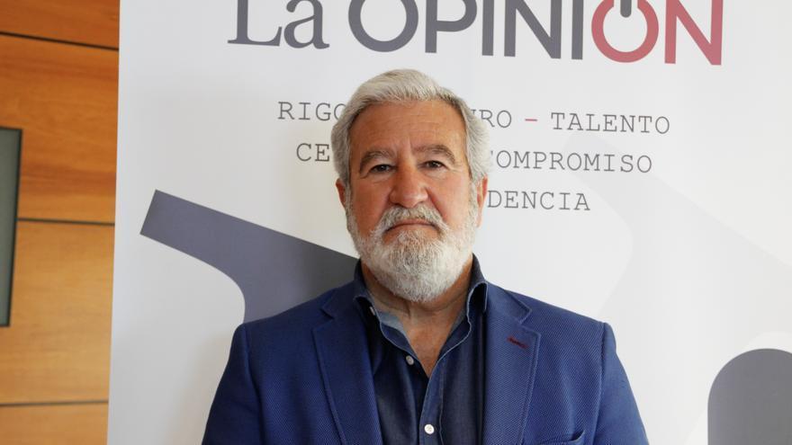 """Santiago Martínez (FECOAM): """"Durante la pandemia hemos dado una lección a empresas y gobernantes, y ha servido para ver lo fuerte que es nuestro sector"""""""