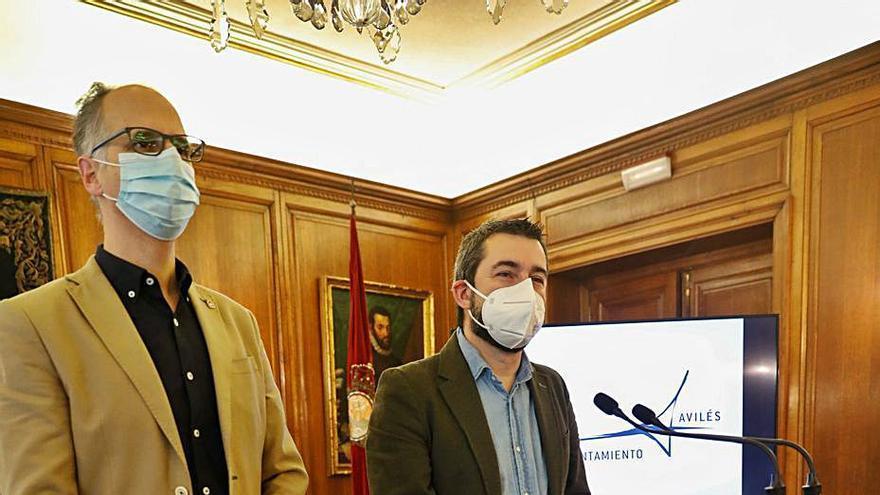 """Avilés liderará este año un """"lobby"""" europeo de ciudades por la reindustrialización"""