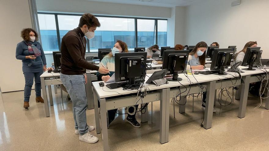El refuerzo de 100 rastreadores inicia su actividad en el Hospital La Fe