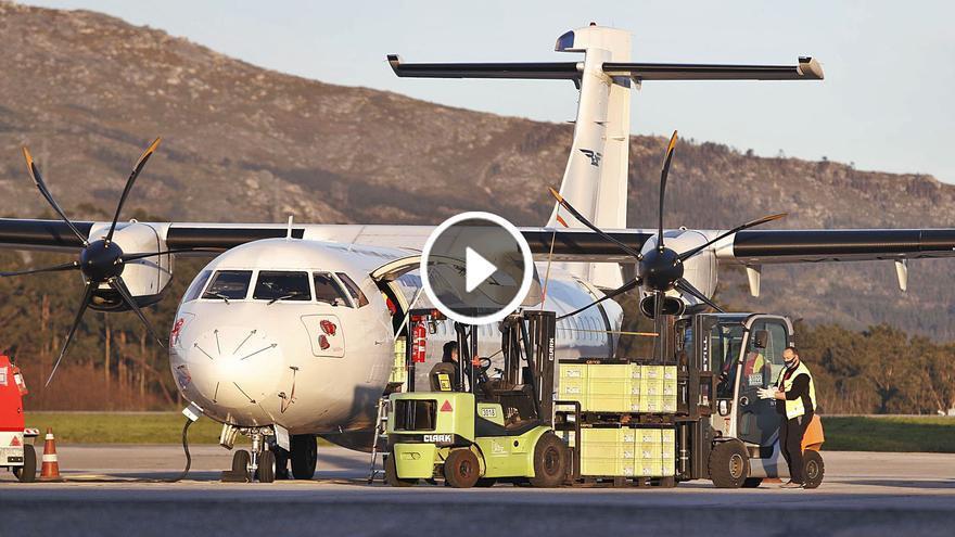 Un puente aéreo diario con Macedonia para PSA-Vigo