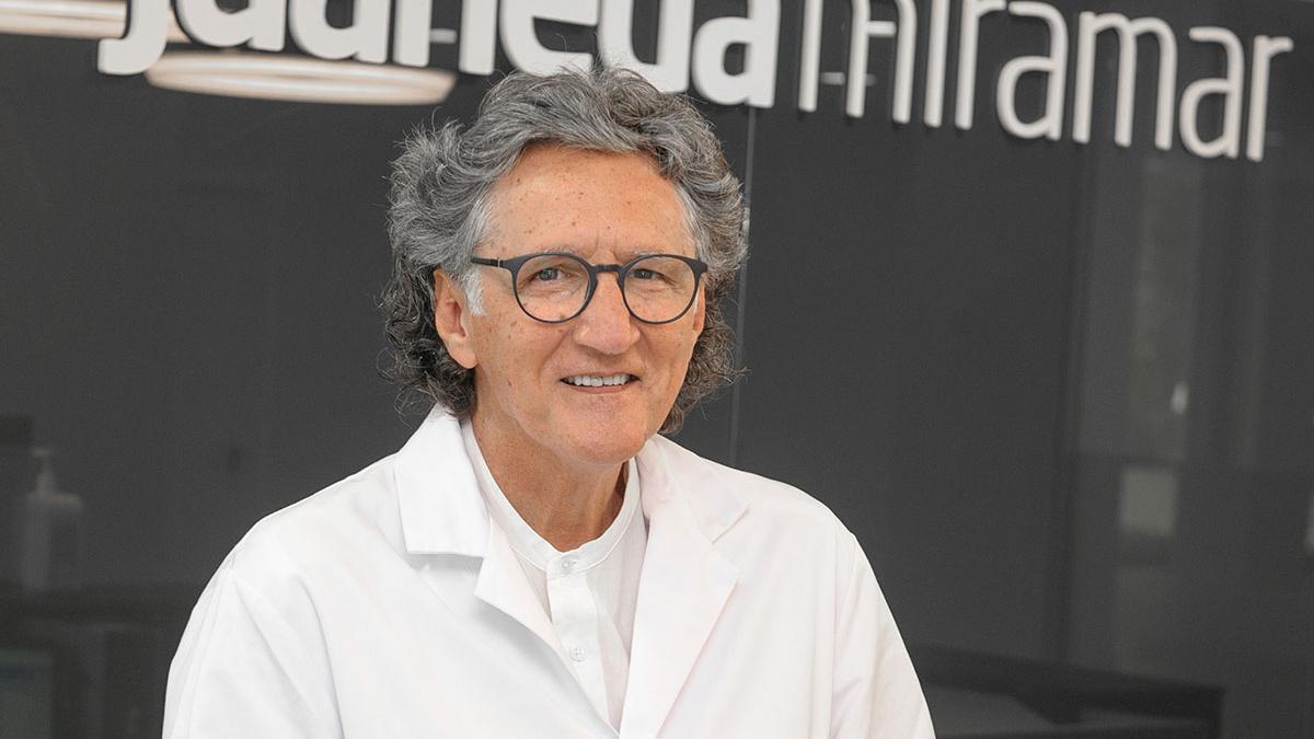 Doctor Miquel Munar, director de la Unidad de Neurociencias