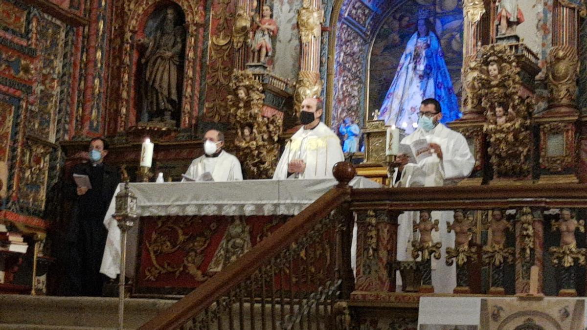 Desarrollo del encuentro pastoral organizado en Otero de Sanabria