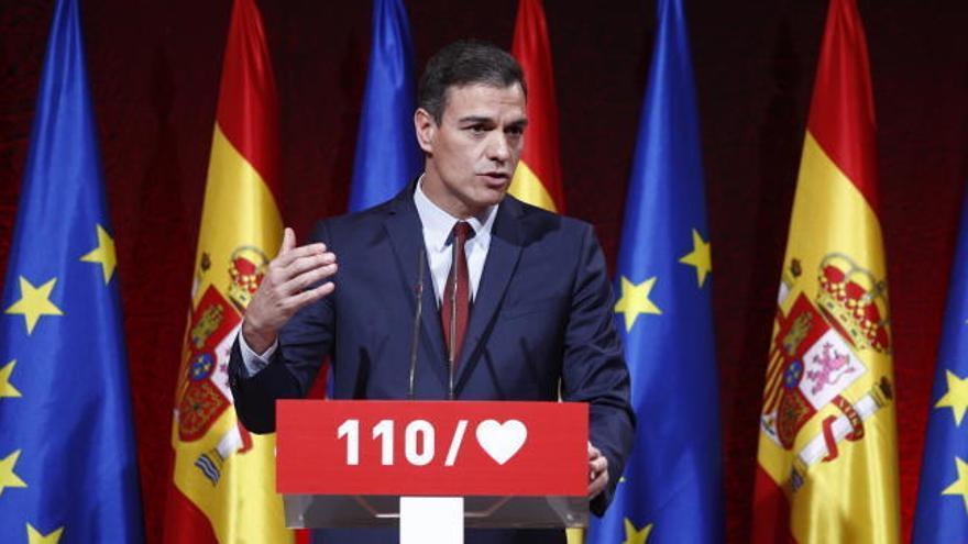 Sánchez promete un ingreso mínimo vital para luchar contra la pobreza infantil