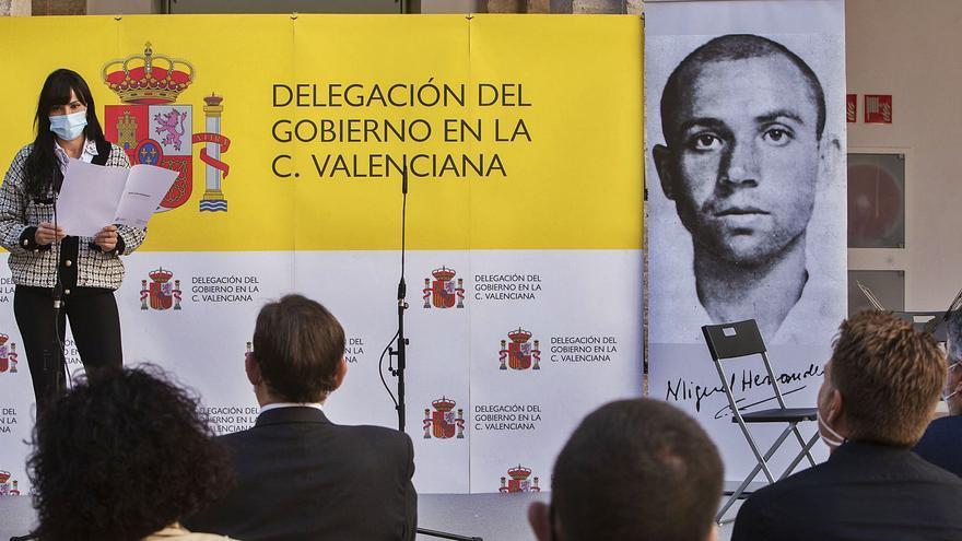 La Comunidad Valenciana reivindica a Miguel Hernández en su 110 aniversario