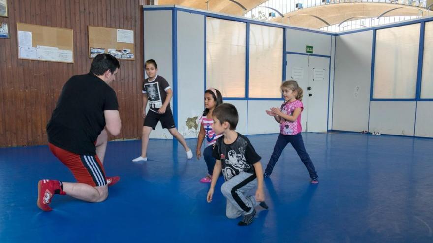 El Principado autoriza los entrenamientos con medidas para la práctica segura del deporte base en edad escolar