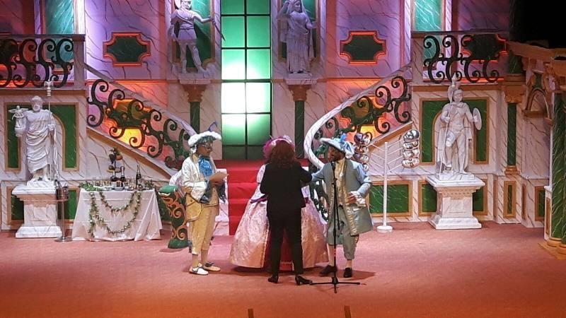 Gala del Certamen de Teatro para Aficionados