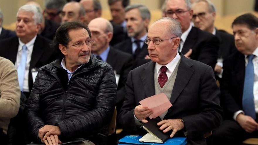 Rato responsabilitza el Banc d'Espanya de la fusió que va donar lloc a Bankia