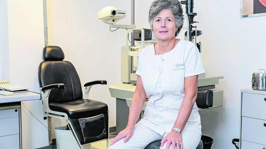 """Dra. Monserrat Miró: """"Les noves tecnologies ens faciliten el diagnòstic i posen a la nostra disposició tècniques menys invasives"""""""