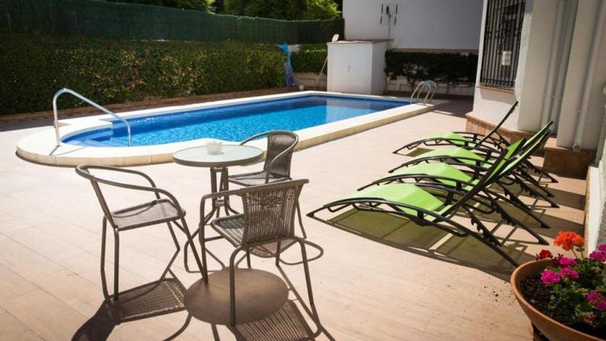 El alquiler de piscinas privadas, nueva tendencia en Málaga