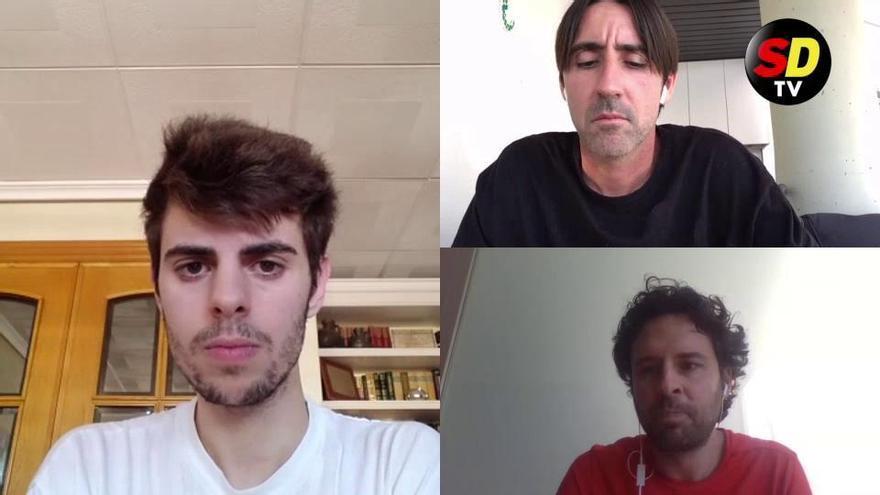 Entrevista a Diego Alegre y Pablo Redondo, nuevos miembros de la dirección deportiva del CD Malilla