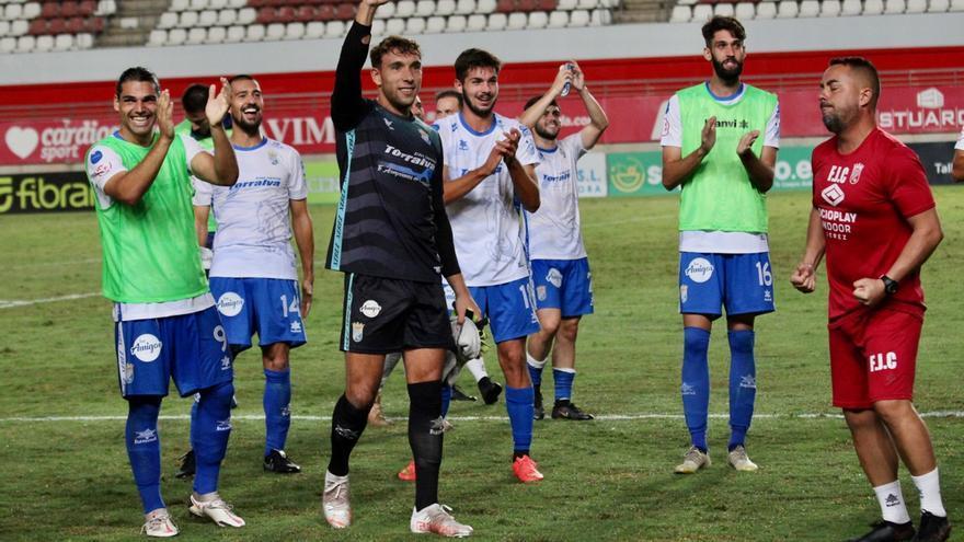 El Real Murcia se queda sin Copa