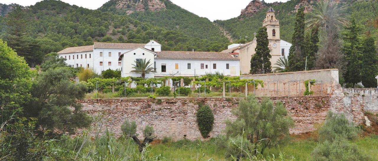 Monasterio de Sant Esperit.  |  DANIEL  TORTAJADA