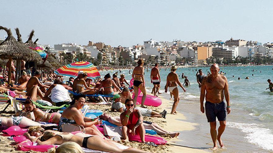Kein Grund zum Jammern über die Hauptsaison auf Mallorca